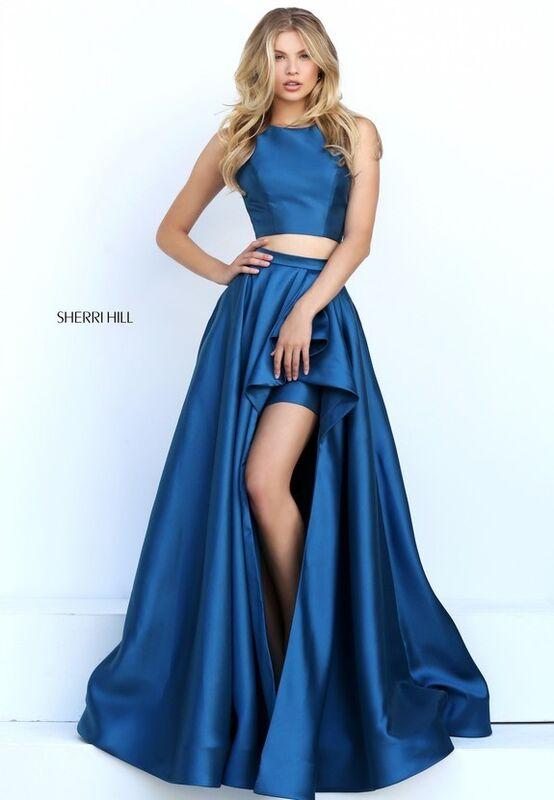 Вечернее платье Sherri Hill Вечернее платье 50751 - фото 3