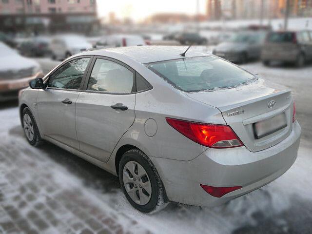 Прокат авто Hyundai Solaris 2015 год - фото 3