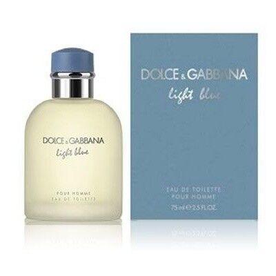 Парфюмерия Dolce&Gabbana Туалетная вода Light Blue Homme, 125 мл - фото 1