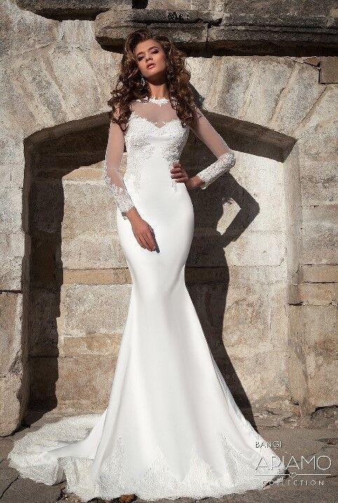 Свадебное платье напрокат Ariamo Bridal Платье свадебное Bangi - фото 1