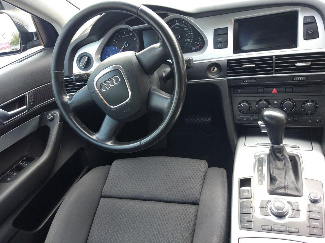 Аренда авто Audi A6 2009 - фото 6