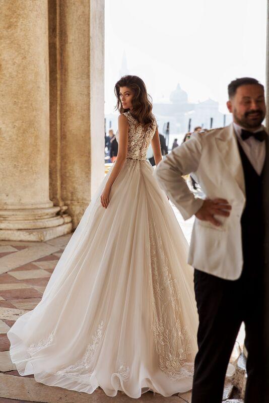 "Свадебный салон ALIZA свадебное платье  ""Zanettey"" - фото 2"