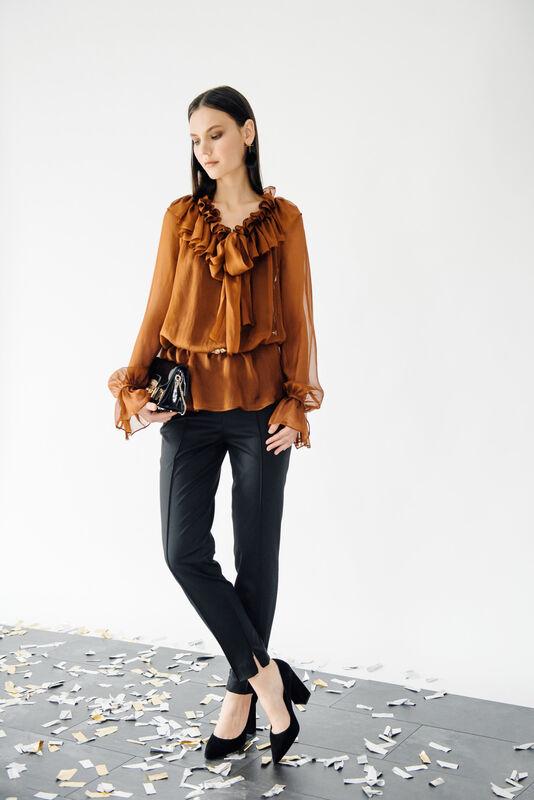 Кофта, блузка, футболка женская Burvin Блузка женская 5984 - фото 1