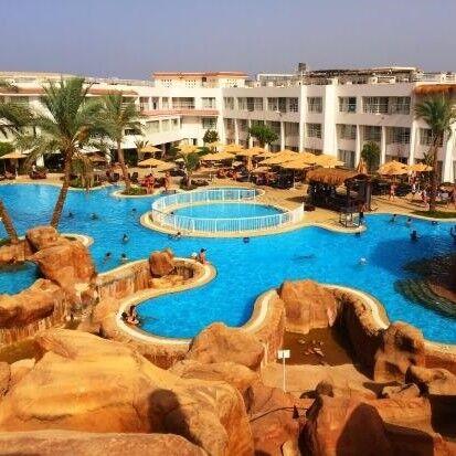 Туристическое агентство Айкью групп Пляжный авиатур в Египет, Шарм-эль-Шейх, Sharming Inn Hotel 4* - фото 1