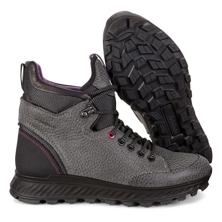 Обувь женская ECCO Кроссовки высокие EXOSTRIKE L 832303/01001 - фото 8