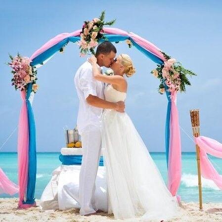 Туристическое агентство СВ-тур Свадебная церемония в Доминикане «Princess Package» - фото 1