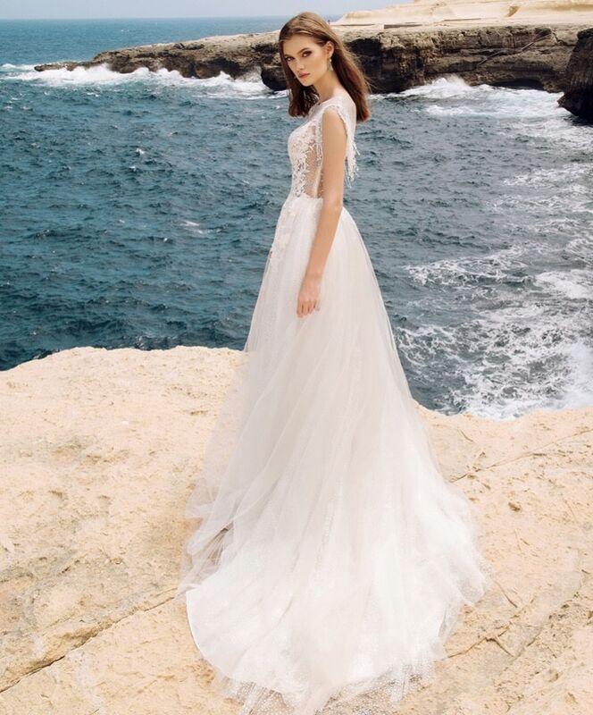 Свадебный салон Vanilla room Свадебное платье Анита - фото 1