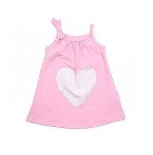 Платье детское Mini Maxi Сарафан для девочки розовый UD0326 - фото 1