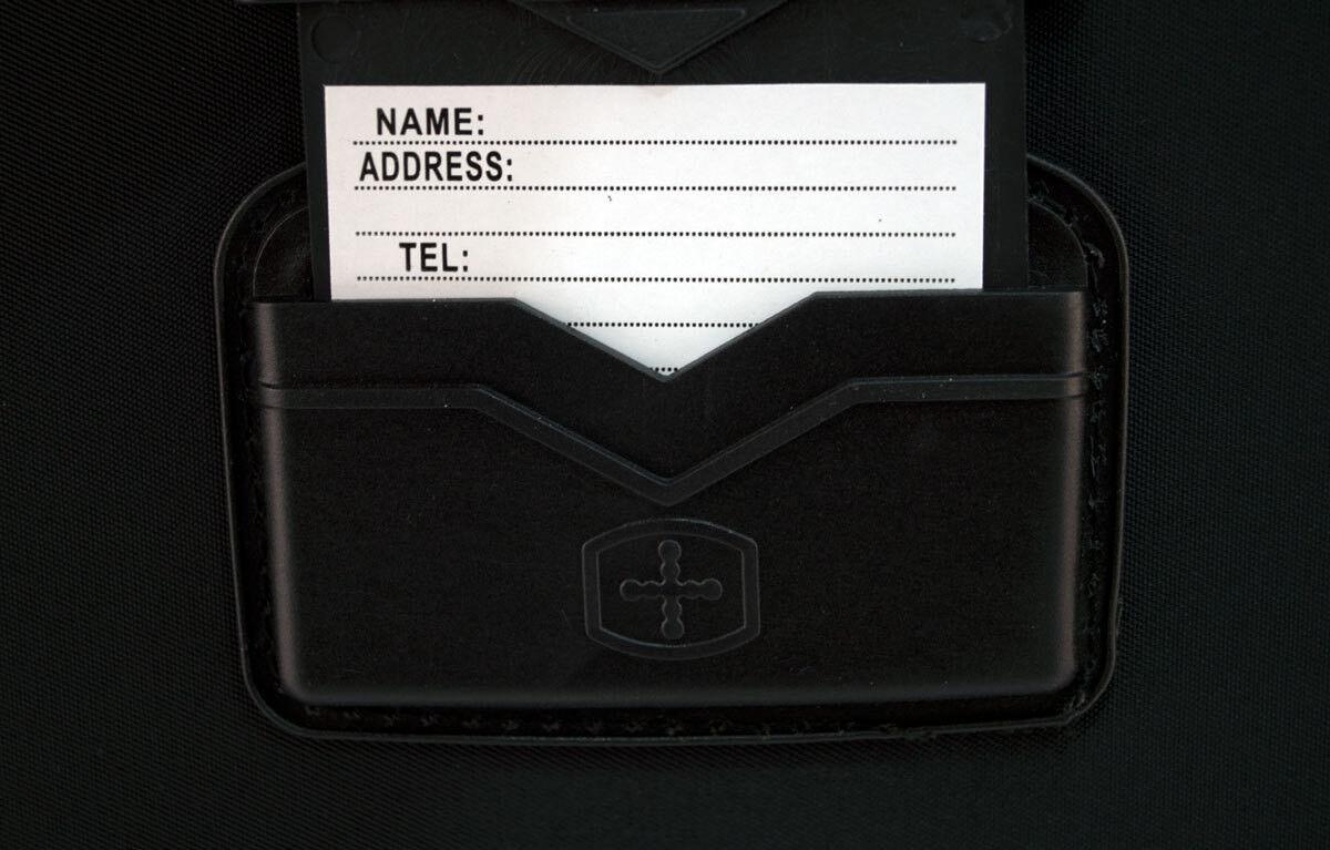 Магазин сумок Wenger Чемодан 1516, 20'' - фото 8