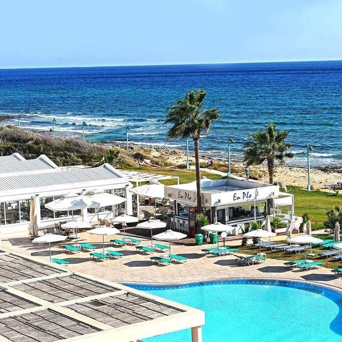 Туристическое агентство EcoTravel Пляжный авиатур на Кипр, Айя-Напа, Pierre Anne 3* - фото 1