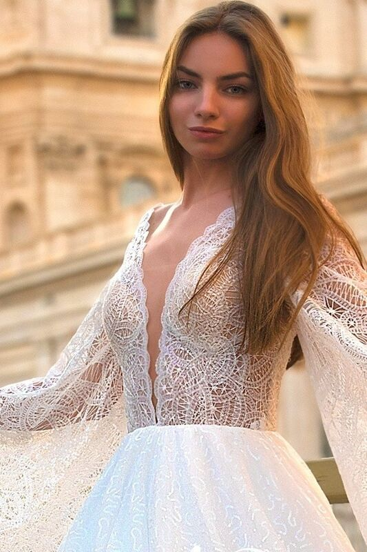 Свадебный салон Rafineza Свадебное платье Emma - фото 3