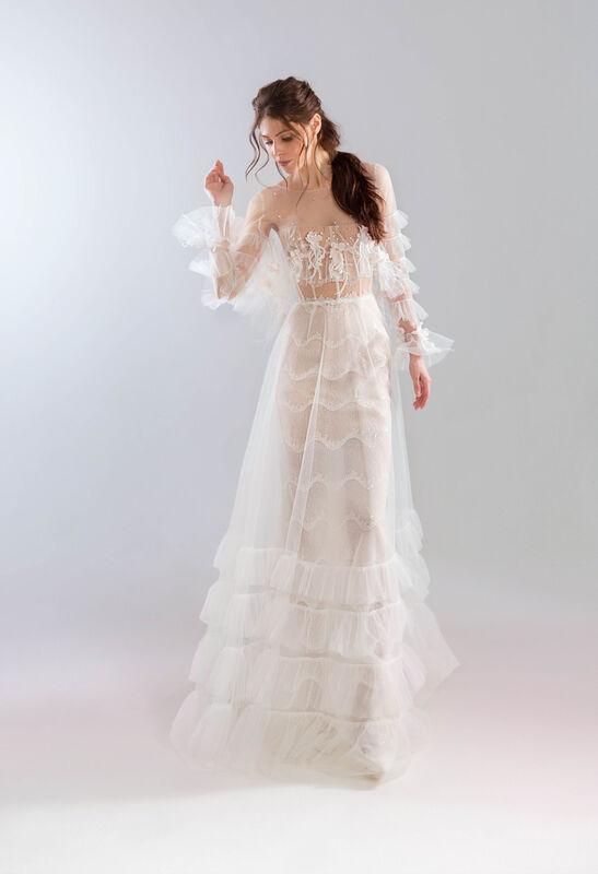 Свадебный салон Papilio Свадебное платье «Облако» - фото 1