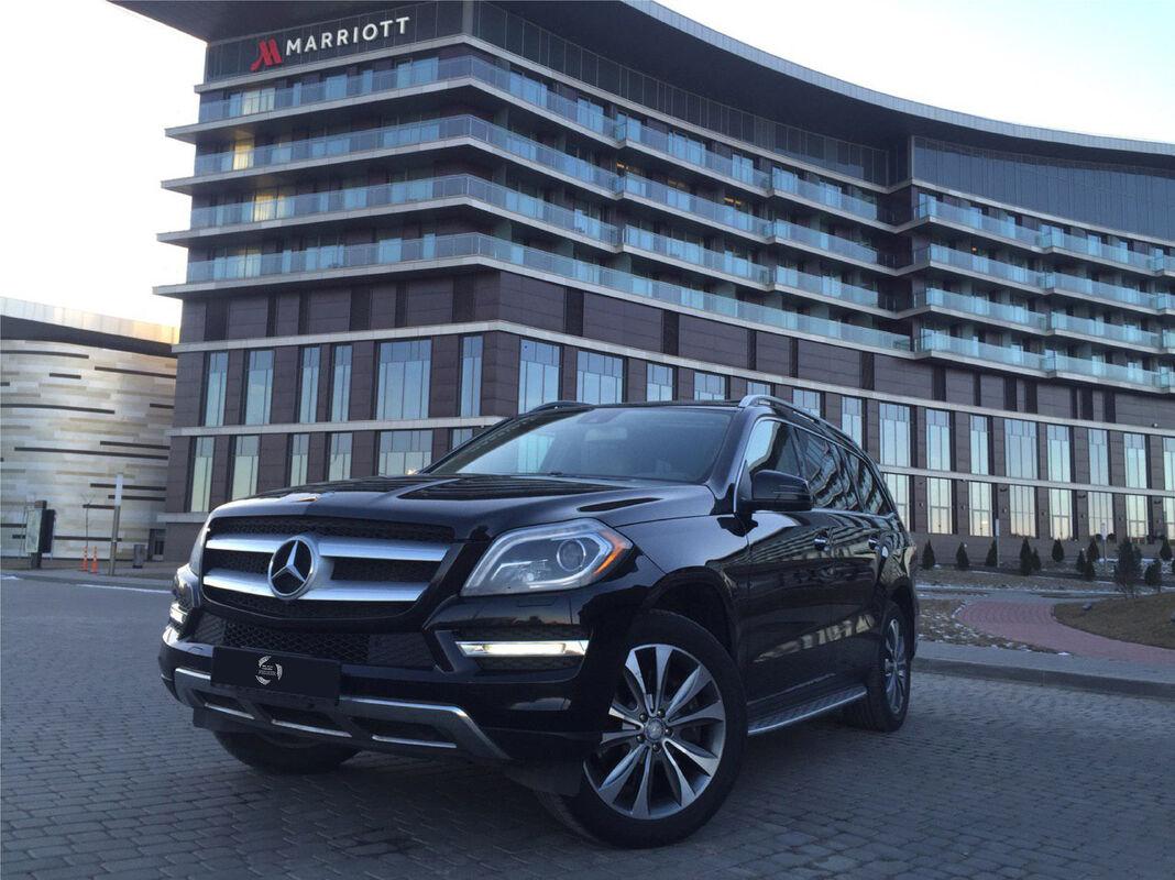 Прокат авто Mercedes-Benz GL 500 - фото 3