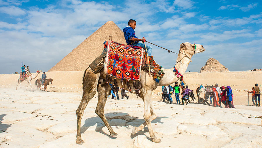 Туристическое агентство VIP TOURS Египет из Минска Royal Lagoons Aqua Park Resort & Spa 5* - фото 1
