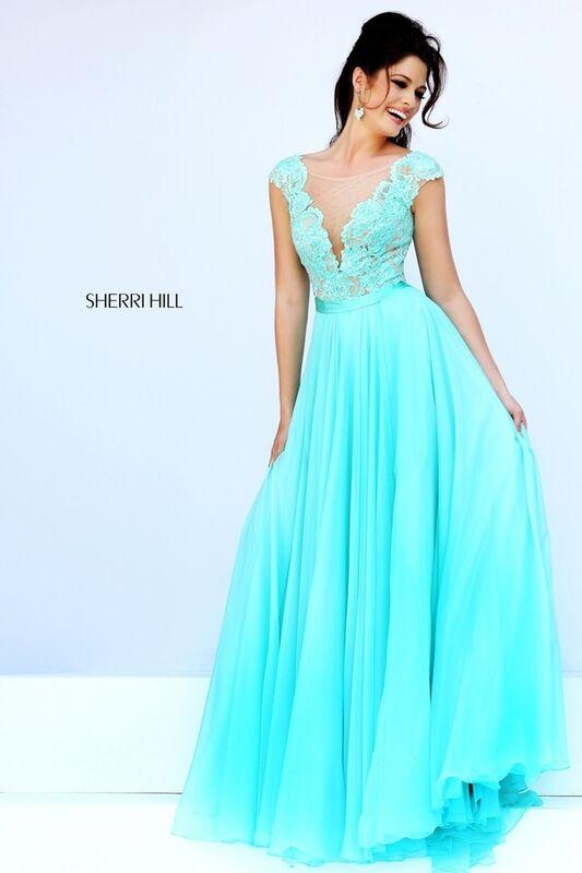 Вечернее платье Sherri Hill Платье 11269 - фото 1