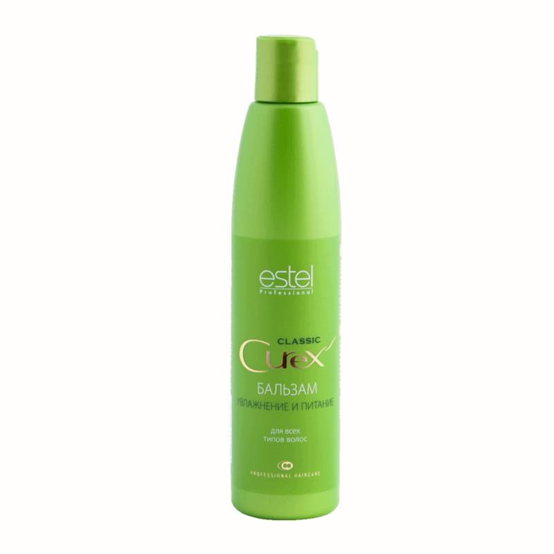 Уход за волосами Estel Бальзам «Увлажнение и питание» Curex Classic - фото 1