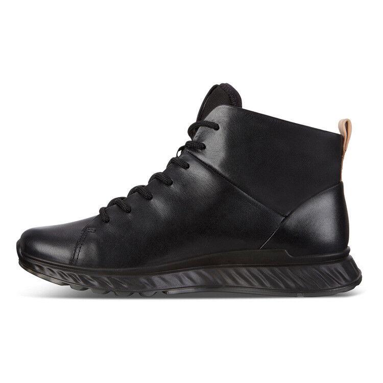 Обувь женская ECCO Кроссовки высокие ST1 836153/01001 - фото 2