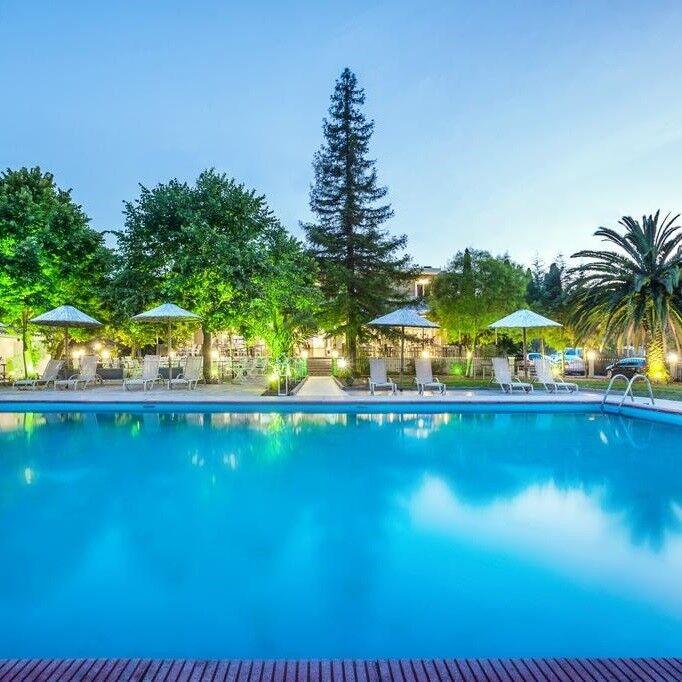 Туристическое агентство Суперформация Пляжный авиатур в Грецию, о. Корфу, Silver Bay Hotel 3* - фото 1