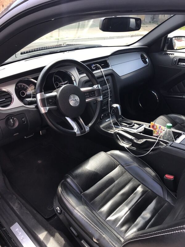 Аренда авто Ford Mustang 2012 - фото 5