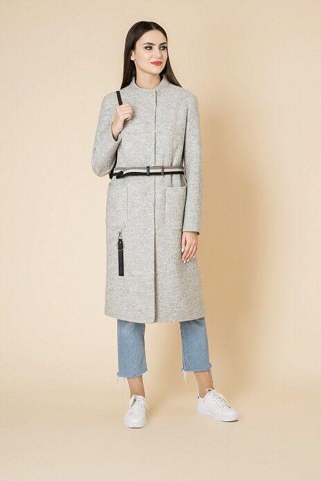 Верхняя одежда женская Elema Пальто женское демисезонное 1-8868-1 - фото 1
