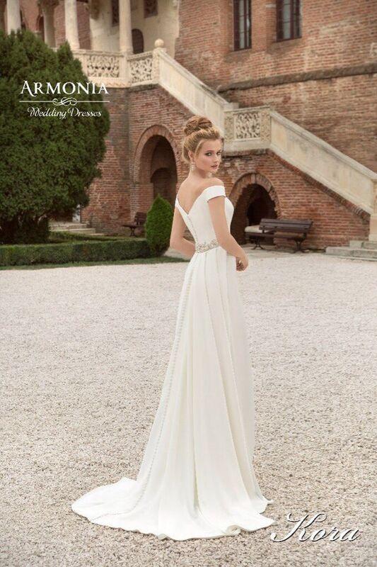 Свадебный салон Armonia Платье свадебное Kora - фото 2