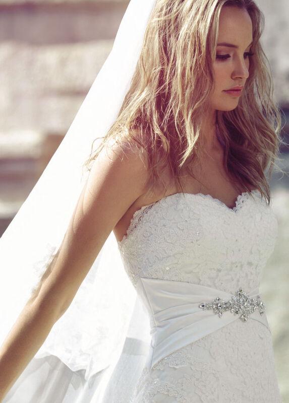 Свадебное платье напрокат Mia Solano Платье свадебное «Briony» - фото 3