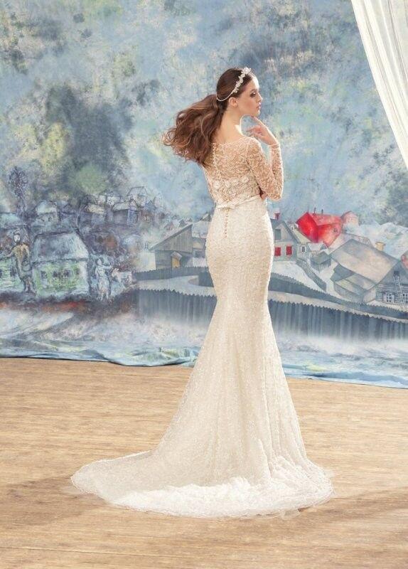 Свадебный салон Papilio Свадебное платье «Жако» 1727L - фото 2