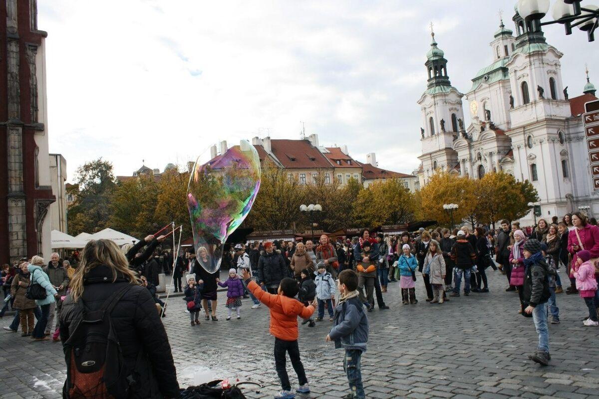 Туристическое агентство Голубой парус Автобусный экскурсионный тур «Сказочная Прага» - фото 10