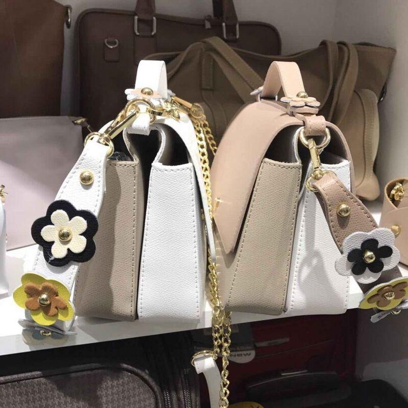 Магазин сумок Vezze Кожаная женская сумка С00193 - фото 3
