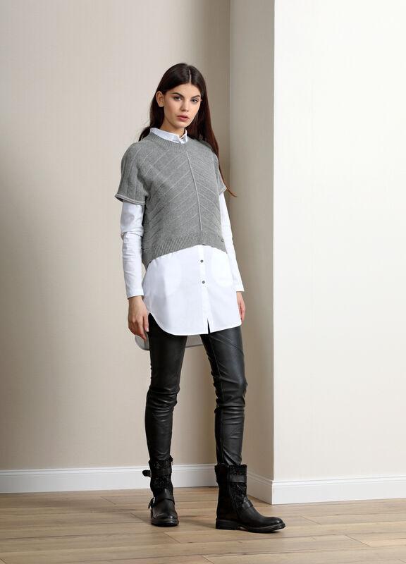 Кофта, блузка, футболка женская Burvin Блузка женская 5944 - фото 2