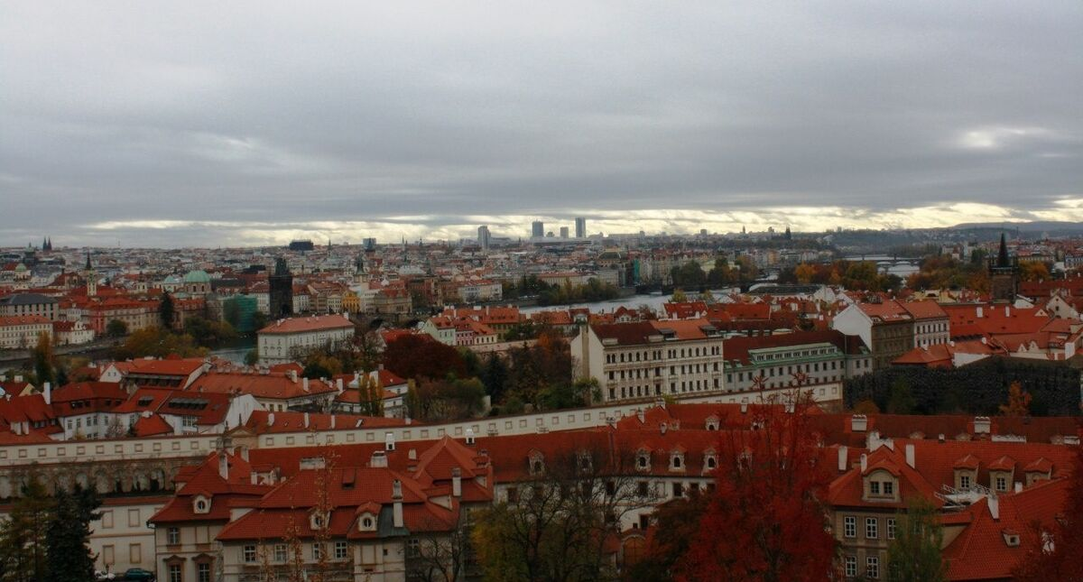 Туристическое агентство Голубой парус Автобусный экскурсионный тур «Сказочная Прага» - фото 5