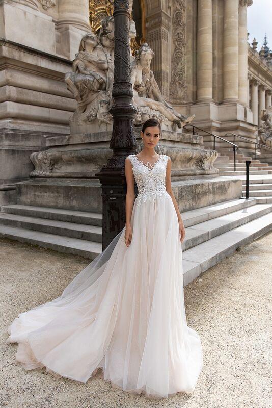 "Свадебный салон ALIZA свадебное платье ""Odettty"" - фото 1"
