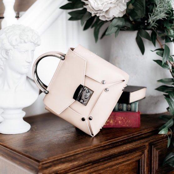 Магазин сумок Vezze Кожаная женская сумка C00465 - фото 3