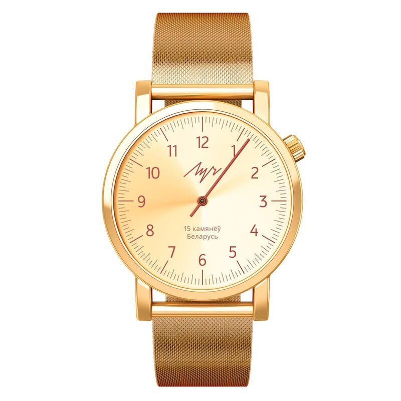 Часы Луч Наручные часы «Однострелочник» 013166757 - фото 1