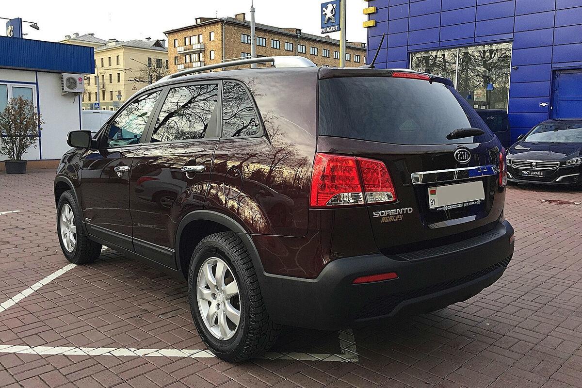 Прокат авто KIA Sorento - фото 2