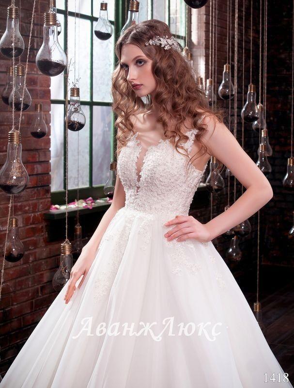 Свадебный салон Vanilla room Свадебное платье 1418 - фото 4