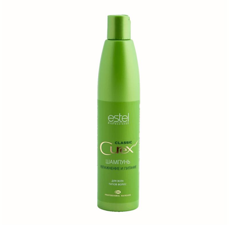 Уход за волосами Estel Шампунь «Увлажнение и питание» Curex Classic - фото 1