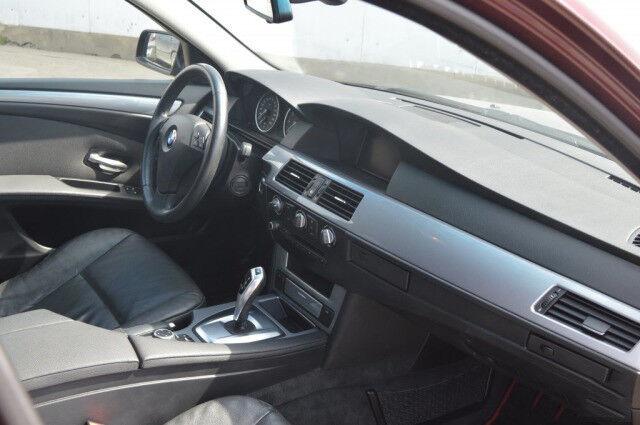 Аренда авто BMW 5 (E60) - фото 3