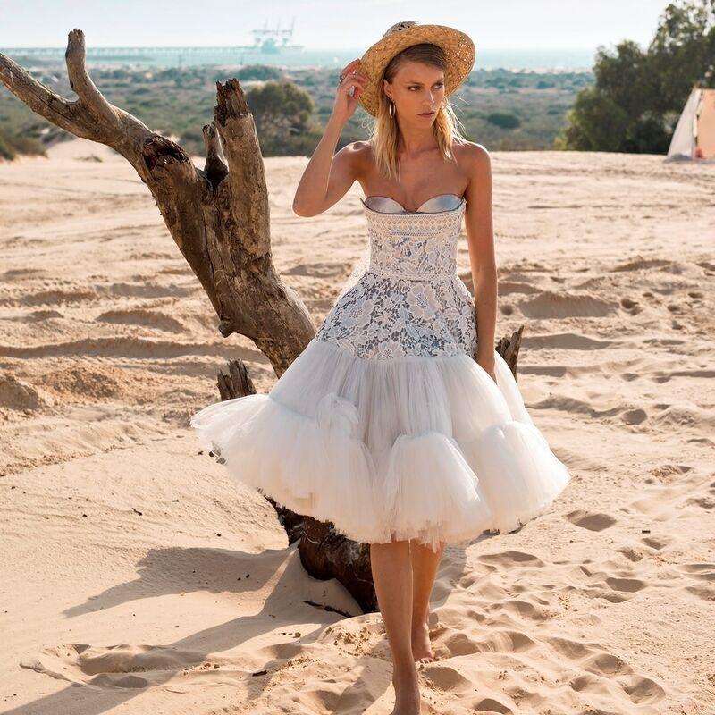 Свадебное платье напрокат Rara Avis Свадебное платье Wild Soul Steis - фото 1