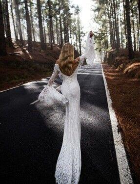 Свадебный салон Blammo-Biamo Платье свадебное Dream Ocean Asel - фото 3