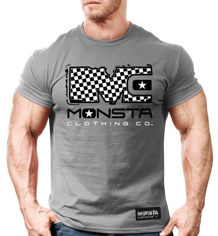 Спортивная одежда Monsta Футболка M142 - фото 1