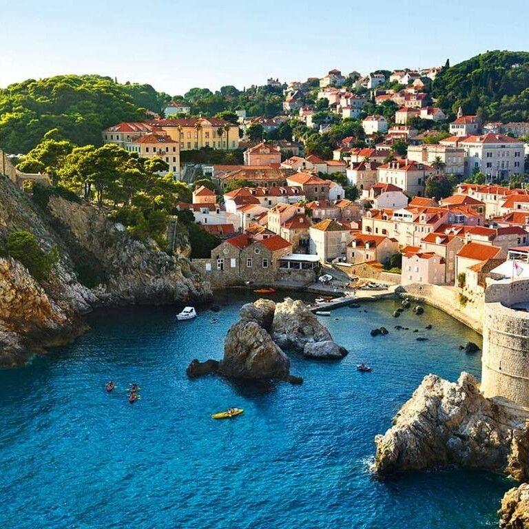 Туристическое агентство Череда Путешествий Автобусный экскурсионный тур Хорватию с отдыхом на море - фото 1