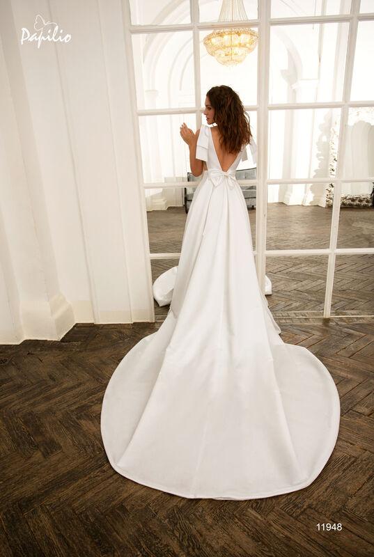 Свадебный салон Papilio Свадебное платье 11948 - фото 2