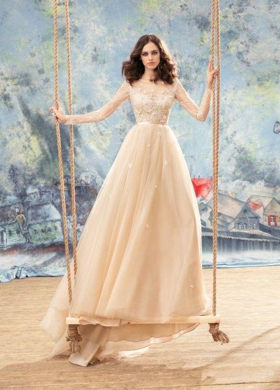 Свадебный салон Papilio Свадебное платье «Журавль» 1742L - фото 1