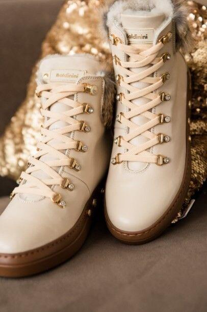 Обувь женская Baldinini Ботинки женские 2 - фото 3