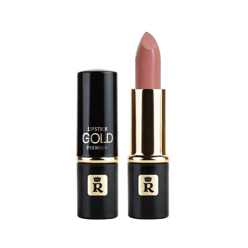 Декоративная косметика Relouis Губная помада Premium Gold, тон 372 - фото 1