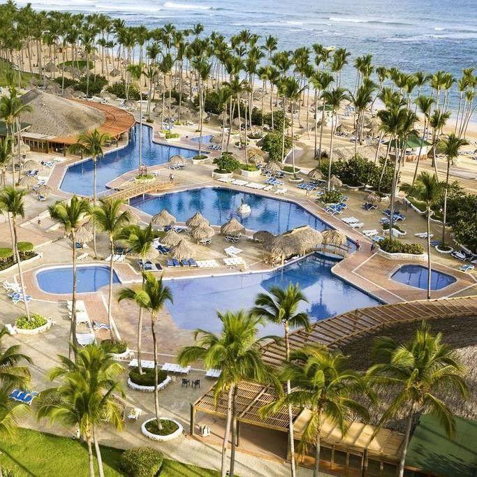 Туристическое агентство Jimmi Travel Пляжный тур в Доминикану, Sirenis Punta Cana Resort Casino 5* - фото 1