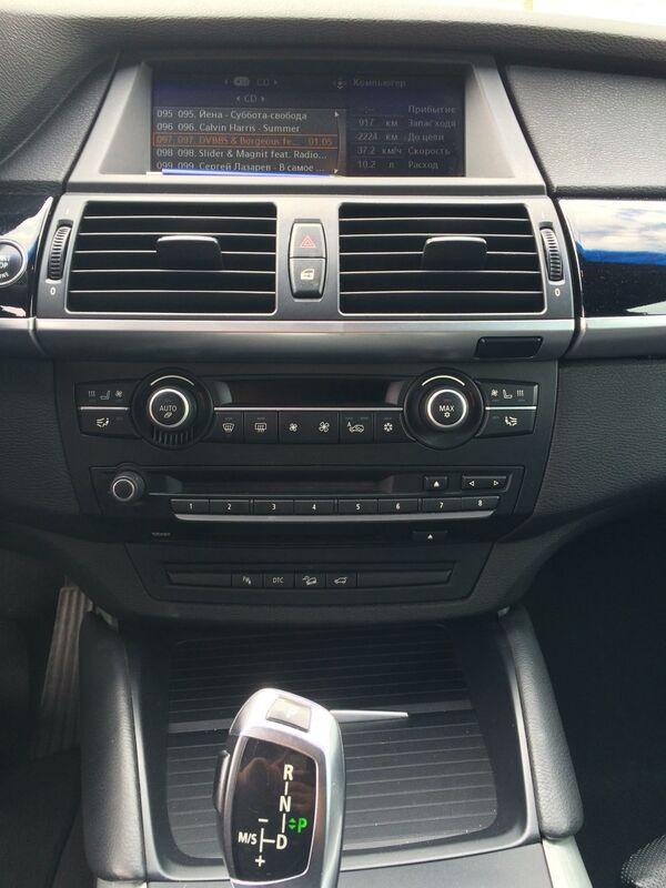 Аренда авто BMW Х6 2009 - фото 4