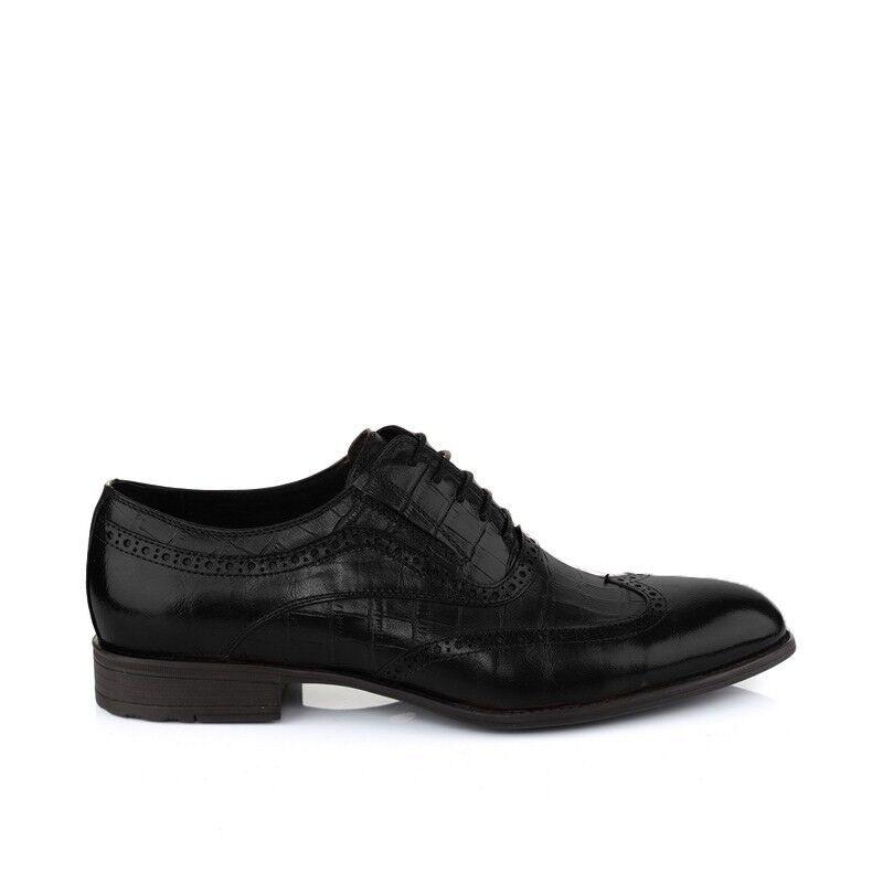 Обувь мужская BASCONI Полуботинки мужские 928D-17-1 - фото 1