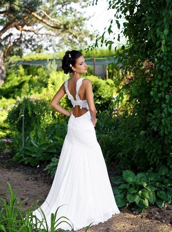 Свадебный салон Robe Blanche Платье свадебное Gracia - фото 2